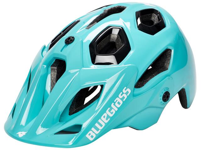 bluegrass Golden Eyes MTB-Helmet green mint